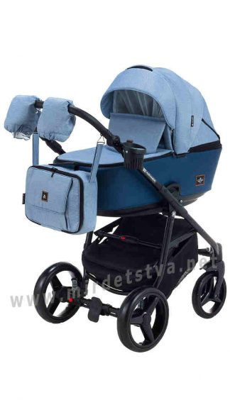 Прогулочная коляска Adamex 2в1 Barcelona BR216/CZ