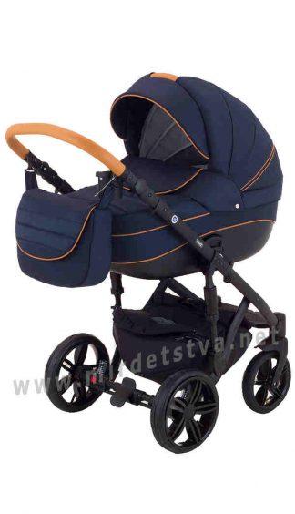 Прогулочная коляска детская 2в1 Adamex Prince X-3-CZ