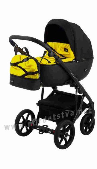 Прогулочная коляска детская Bair 2в1 Future FF-03