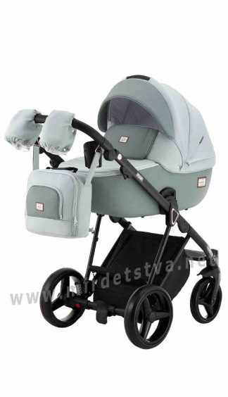 Прогулочная коляска для детей Adamex 2в1 Mimi CR234