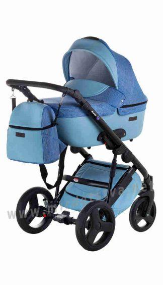 Прогулочная коляска для детей Bair 2в1 Leo GN-27