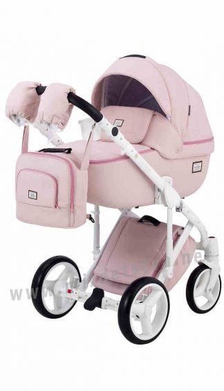 Прогулочная коляска для девочки Adamex Luciano Q120A