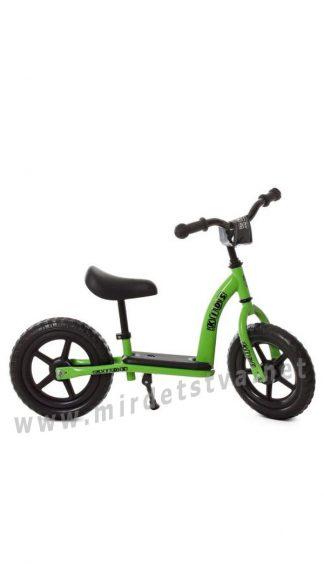 Велобег с подножкой 12 дюймов Profi Kids M5455-2