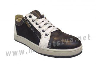 Кожаные кроссовки для мальчика Jordan 7045