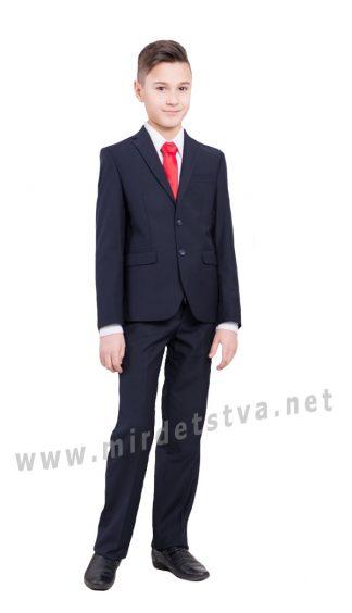 Классический костюм для мальчика Новая Форма Mark 09.4