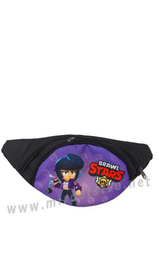 Бананка детская Brawl Stars Биби Purple