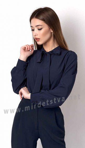 Подростковая блузка с длинным рукавом Mevis 3182-03