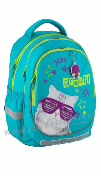 Полукаркасный рюкзак для девочек Kite Education Rachael Hale R20-700M