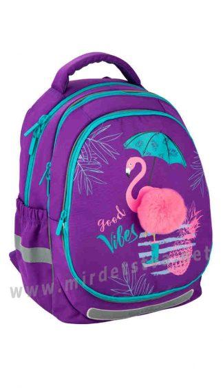 Ранец для девочки Kite Education Beautiful tropics K20-700M(2p)-1