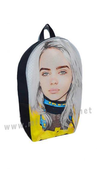 Рюкзак детский Billie Eilish Foto 1 Y-Black