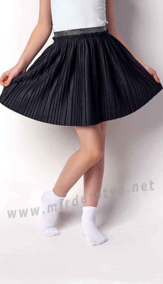 Школьная юбка для девочки Mevis 3283-01