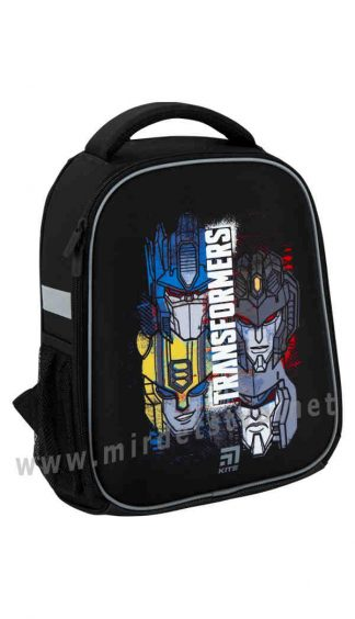 Рюкзак каркасный для мальчика Kite Education Transformers TF20-555S
