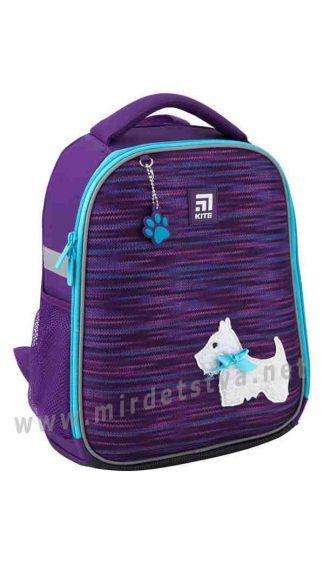 Рюкзак с ортопедической спинкой Kite Education Cute puppy K20-555S-3
