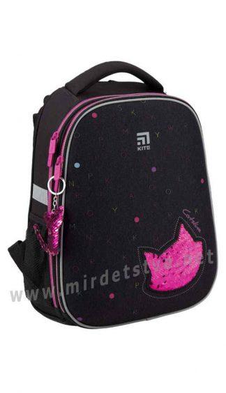 Школьный каркасный рюкзак Kite Education Catsline K20-531M-5