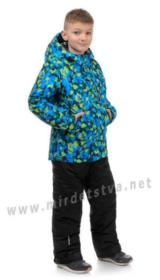 Демисезонная куртка для мальчика Traveler Heavy Rain мембрана