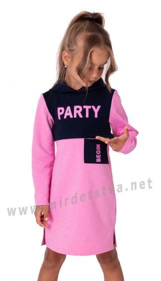 Детское платье в садик Mevis 3550-01