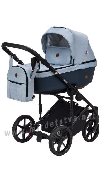 Качественная детская коляска Adamex Amelia AM263
