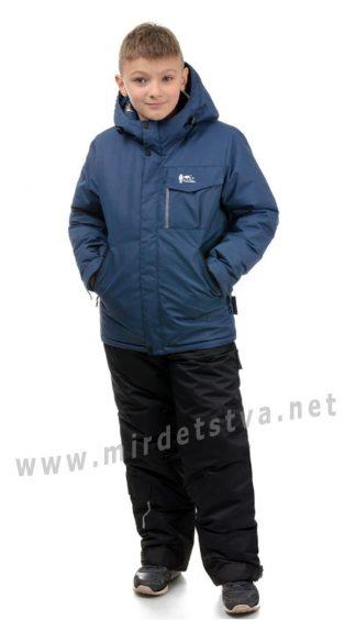 Куртка на мембране демисезонная для мальчика Traveler Heavy Rain