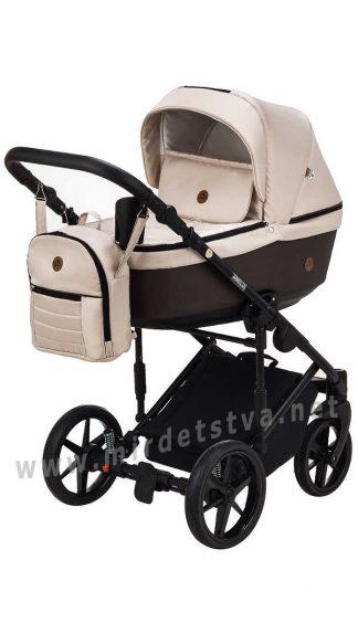 Надежная и стильная коляска 2 в 1 Adamex Amelia AM267