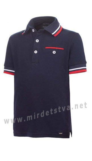 Подростковая футболка-поло Alfonso David F3-B для мальчика