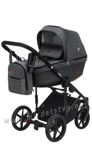 Практичная коляска для детей Adamex Amelia AM246