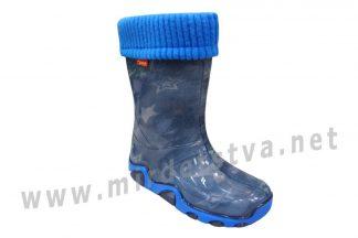 Резиновые сапоги для мальчика Demar Stormer Lux Print 0033