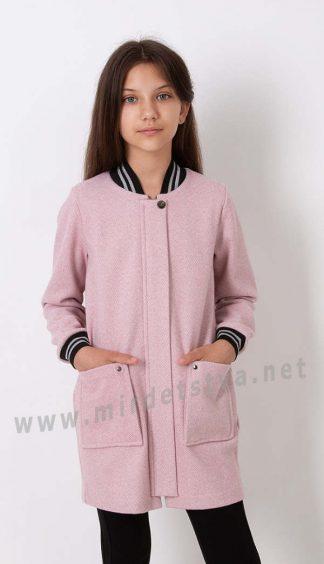 Розовый подростковый кардиган Mevis 3222-03