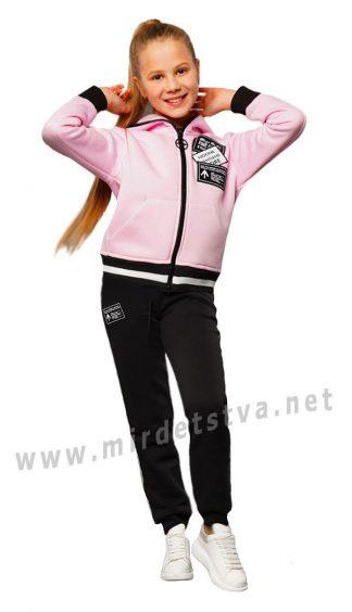 Спортивный костюм на флисе для девочки Tiaren Эстер