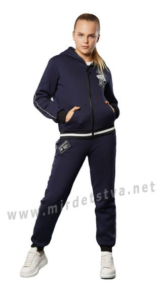 Утепленный костюм для девочки Tiaren Эстер флис