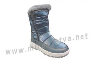 Высокие зимние ботинки для девочки B&G термо HL21-11/22