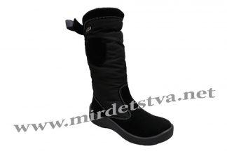 Высокие зимние сапоги для девочки Romika термо 2424150590