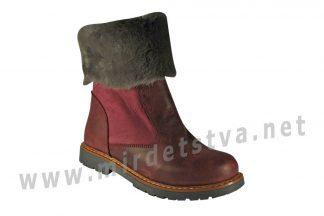 Зимние ортопедические ботинки для девочки 4Rest Orto 06-706МЕХ