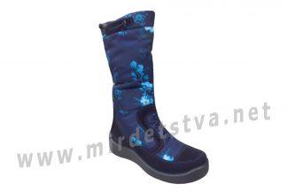 Зимние сапоги для девочки Romika термо 2447580690