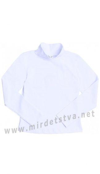 Белый гольф для девочки Valeri tex 2111-20-041-002