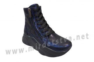 Демисезонные кроссовки на платформе для девочки Tops Д-735.13