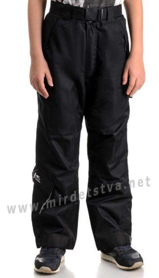 Демисезонные штаны на флисе для мальчика Traveler