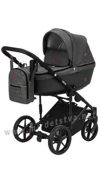 Детская коляска всесезонная Adamex Amelia Lux AM284
