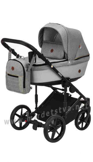 Детская прогулочная коляска Adamex Amelia Lux AM287