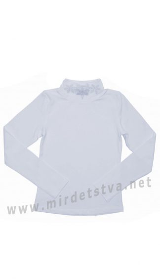 Гольф для девочек Valeri tex 1078-20-042-003 серый