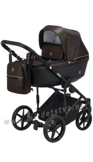 Коляска детская модульная Adamex Amelia Lux AM289