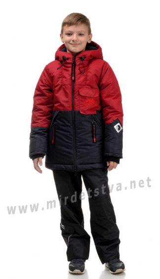 Куртка зимняя с градусником Traveler Storm для мальчика