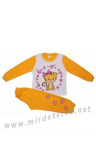 Пижама для девочки Valeri tex 1623-55-057-010