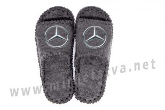Тапочки с открытым носком Vends 289W фетр