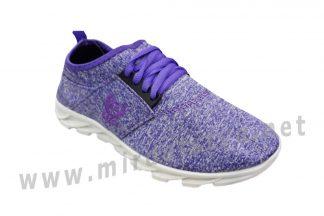 Текстильные кроссовки для девочки Vends 06-42/D
