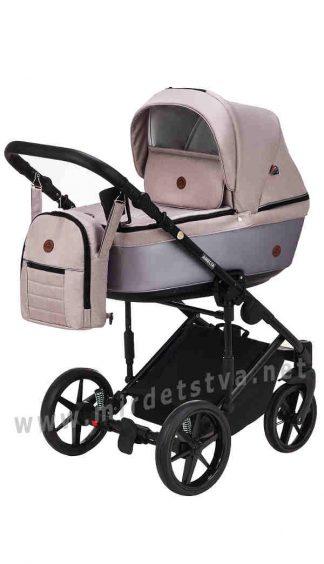 Универсальная прогулочная коляска Adamex Amelia Lux AM275