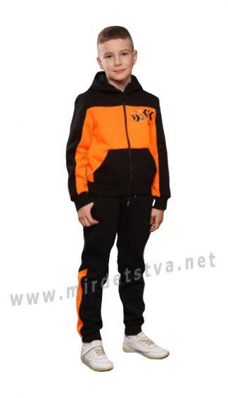 Яркий детский спортивный костюм на флисе Tiaren Oven