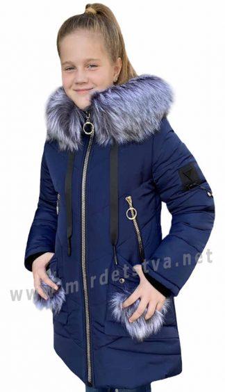 Зимняя куртка с капюшоном Nestta Amelia для девочки