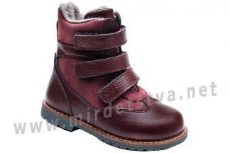Ботинки зимние ортопедические для девочки 4Rest Orto 06-757МЕХ