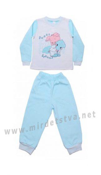 Пижама детская утепленная Valeri tex 1626-55-057-038