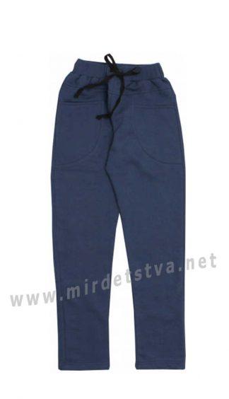 Детские утепленные спортивные брюки Valeri tex 2028-99-055-007